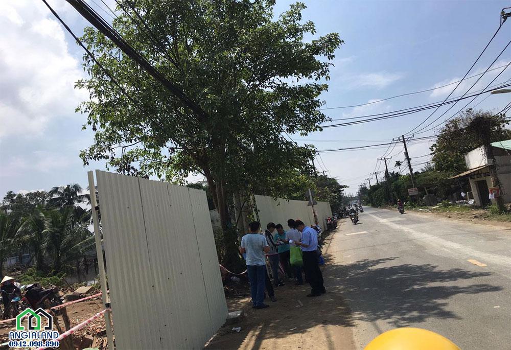 Tiến độ xấy dựng dự án căn hộ chung cư Vincity Quận 9