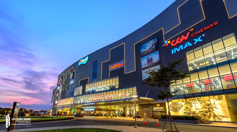 Trung tâm thương mại Vivo City Quận 7