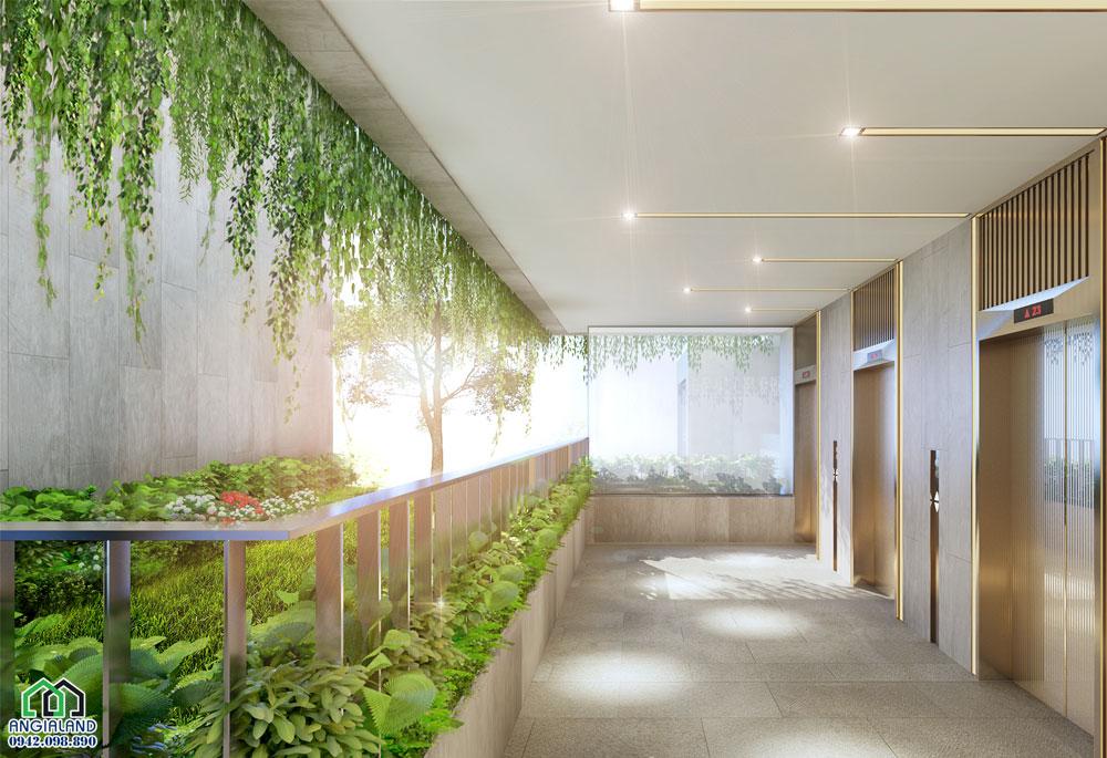 Không gian sống xung quanh dự án căn hộ officetel Kingdom 101 Quận 10