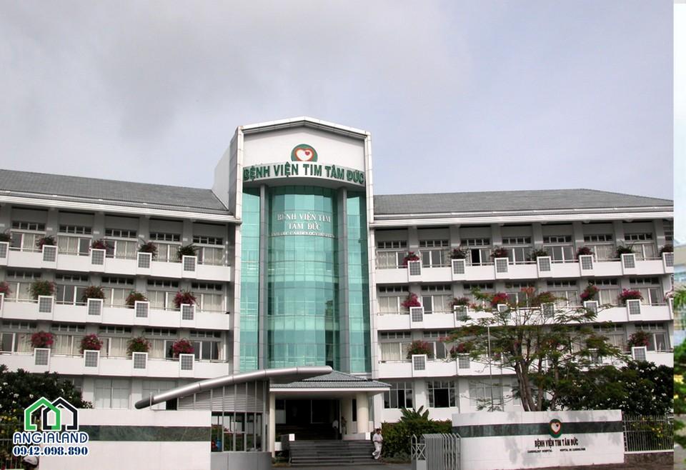 Bệnh viện Tim Tâm Đức  trung tâm Phú Mỹ Hưng