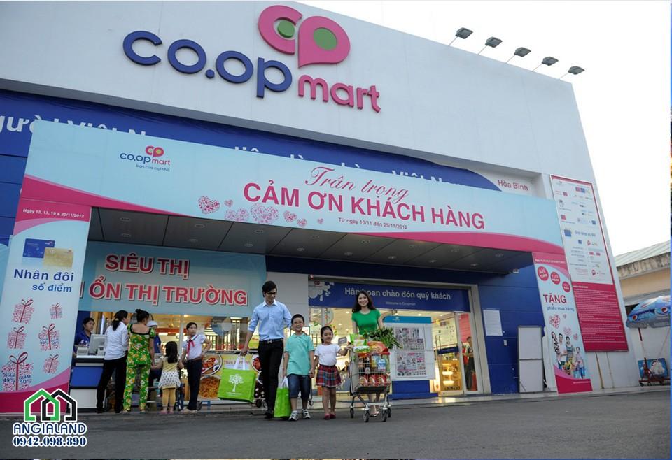 Siêu thị Coop Mart trung tâm Phú Mỹ Hưng Quận 7