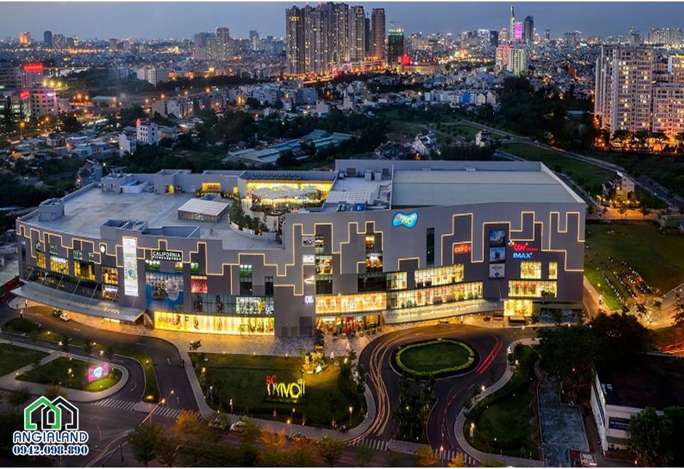 Siêu thị Vivo City trung tâm Phú Mỹ Hưng Quận 7