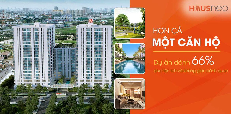 HausNima là dự án thứ 2 được phát triển bởi Chủ đầu tư Ezland. Năm 2017, Hausneo là dự án đầu tiên đánh dấu sự đổ bộ của Ezland tại Việt Nam. Hiện tiến độ Hausneo đã cất nóc và chuẩn bị giao nhà vào Quý 2/2018. Đạt giải thưởng Dự án căn hộ tầm trung tốt nhất tại Việt Nam được DotProperty công nhận.