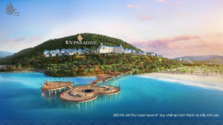 Tiện ích dự án Para Draco Kn Paradise Cam Ranh Khánh Hòa