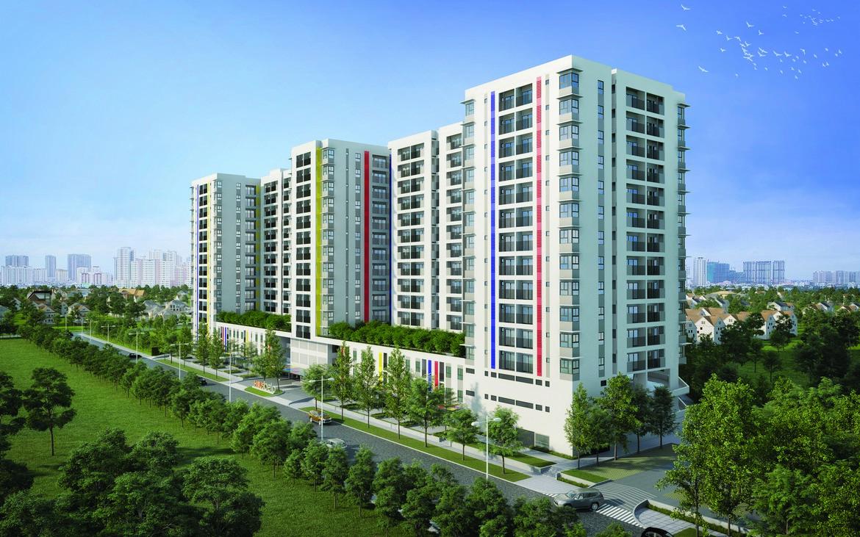 Mua bán cho thuê dự án căn hộ chung cư Hausbelo Quận 9 Đường Liên Phường chủ đầu tư Ezland