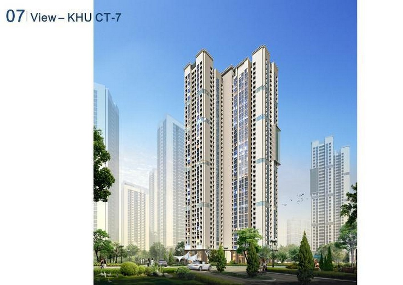 Quy mô cụm CT7 dự án căn hộ chung cư Raemian City Quận 2 - SGD BĐS Lộc Phát Hưng0937.098.890 – 0973.098.890
