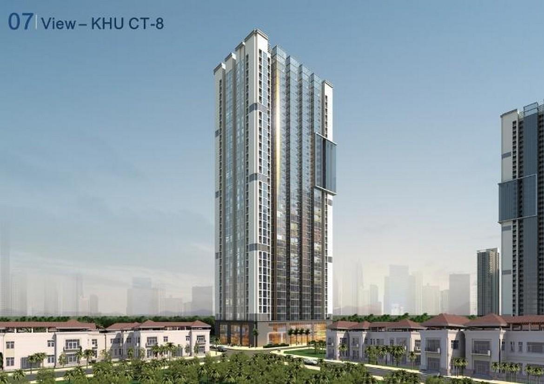 Quy mô cụm CT8 dự án căn hộ chung cư Raemian City Quận 2 - SGD BĐS Lộc Phát Hưng0937.098.890 – 0973.098.890
