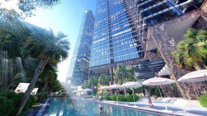 Tất tần tật tiện ích căn hộ chung cư Sunshine City Sài Gòn Quận 7.