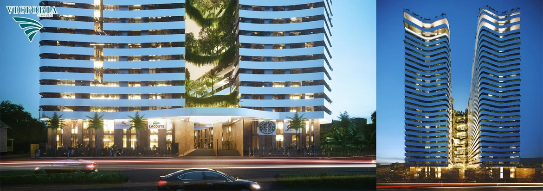 7 khu vườn chân không dự án căn hộ chung cư Victoria Garden Bình Chánh