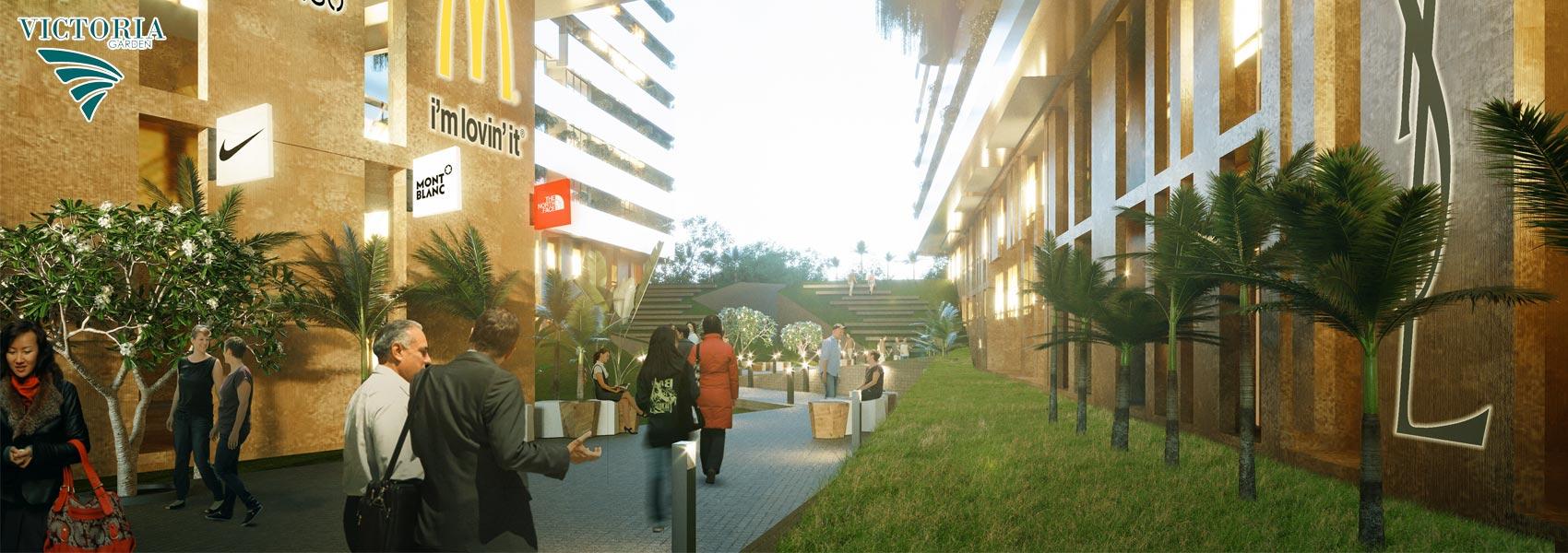 Mua bán cho thuê dự án căn hộ chung cư Victoria Garden Bình Chánh Đường Trần Đại Nghĩa chủ đầu tư Nguyên Hạnh Lợi