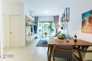 Nhà mẫu thực tế dự án căn hộ căn Hausbelo Quận 9