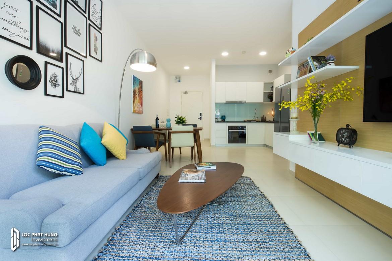 Nhà mẫu dự án căn hộ chung cư Hausbelo Quận 9 Đường Liên Phường chủ đầu tư Ezland - Loại 2 phòng ngủ + 2 WC - Liên hệ 0942.098.890 Xem nhà mẫu thực tế.