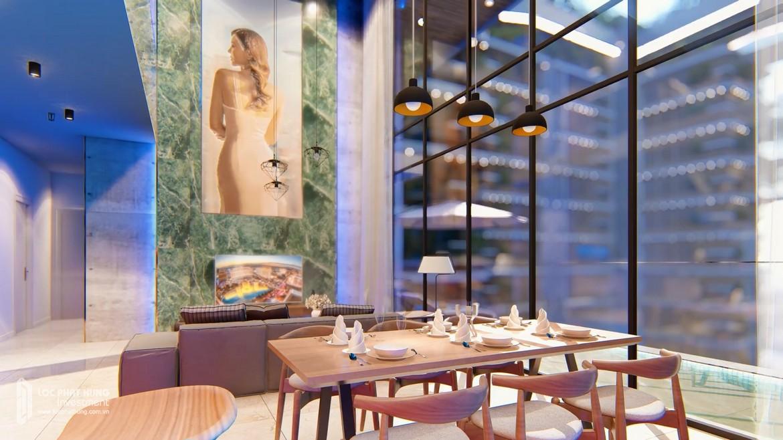 Nhà mẫu dự án căn hộ chung cư Sunshine Legend Sky Villas Quận 7 Đường Nguyễn Hữu Thọ chủ đầu tư Sunshine Group
