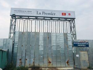 Tiến độ xây dựng dự án La Premier Tháng 12/2018 – Nhận mua bán ký gửi căn hộ