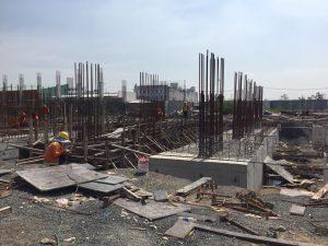 Tiến độ xây dựng dự án căn hộ La Premier tháng 11/2018 – Nhận mua bán ký gửi