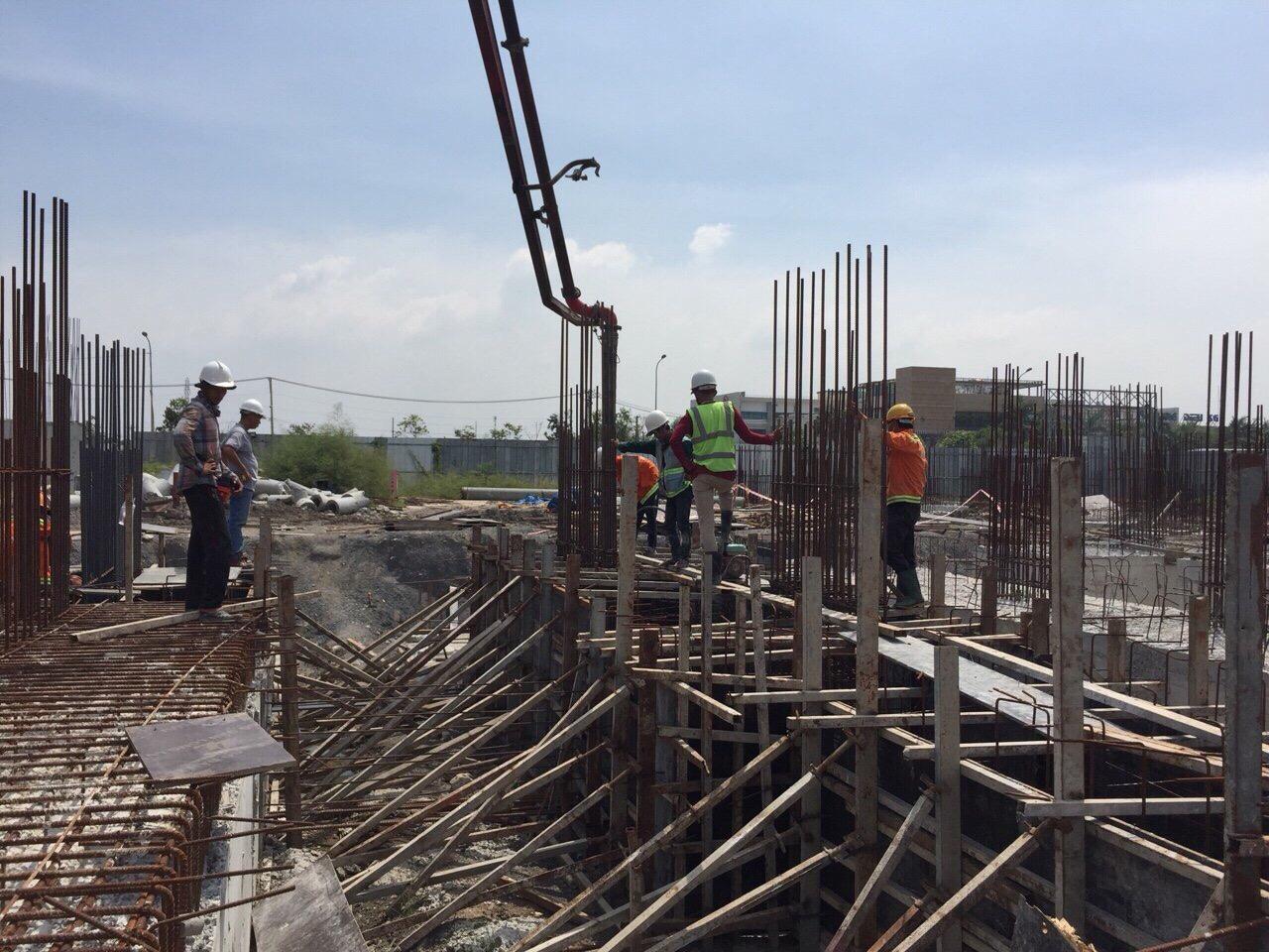 Tiến độ xây dựng dự án căn hộ La Premier Quận 2 - Tháng 11/2018 - Liên hệ 0942.098.890 Nhận mua bán ký gửi căn hộ La Premier