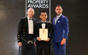 BĐS Tiến Phước nhận giải thưởng danh giá Asia Pacific Property Awards 2018