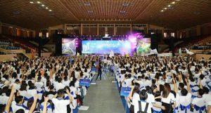 """Tiếp tục """"bùng nổ"""" sự kiện đào tạo sales dự án Sunshine City Sài Gòn Quận 7"""