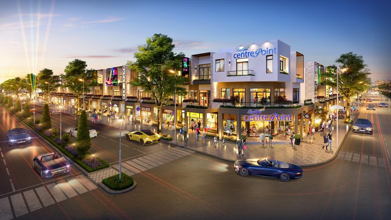 Trung tâm thương mại Para Draco KN Paradise Cam Ranh Khánh Hòa