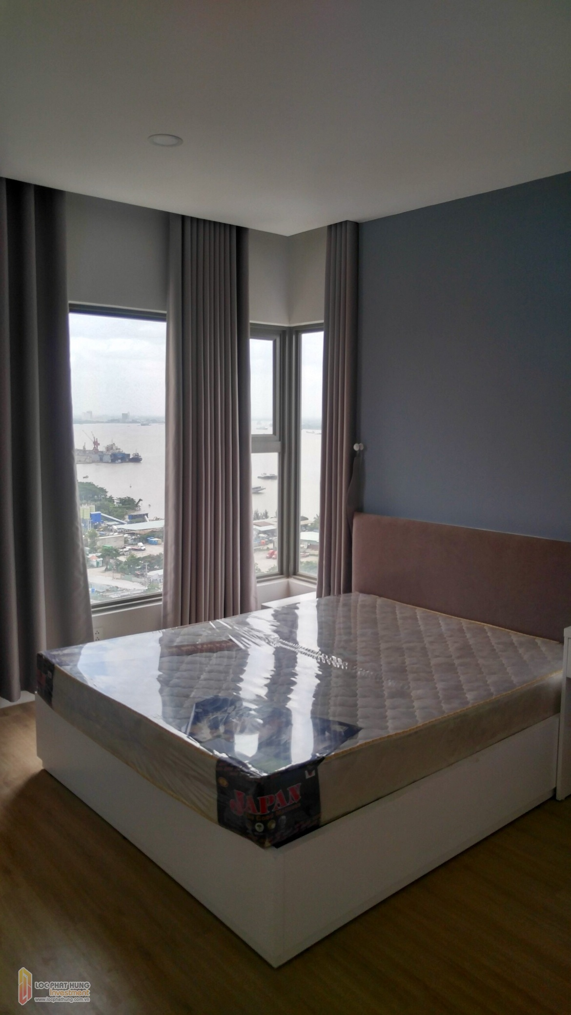 Cho thuê căn hộ chung cư An Gia Skyline !07 m2 Full nội thất