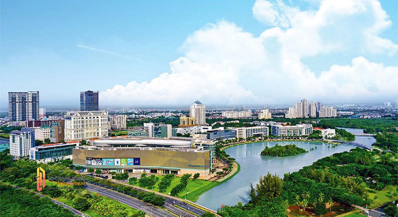 Tiện ích xung quanh dự án Eco Green SÀi Gòn Quận 7