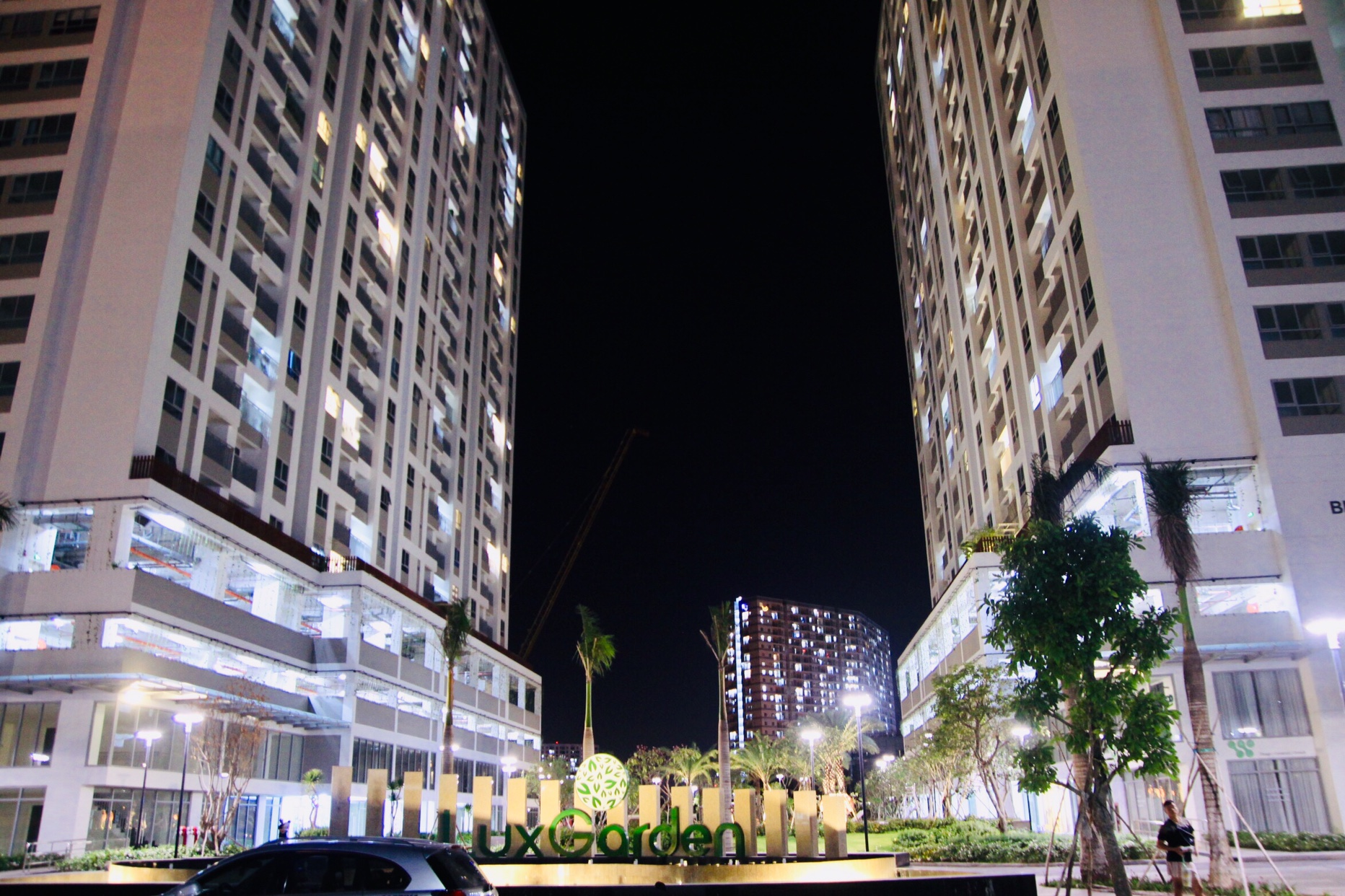 Cho Thuê Lux Garden