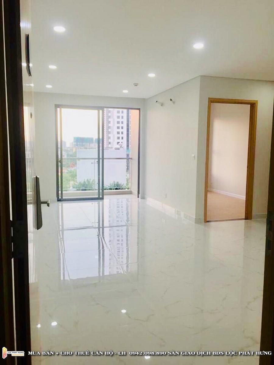 Phòng khách căn hộ An Gia Riverside diện tích 79m2 loại 3 phòng ngủ -  - Liên hệ SGD BĐS Lộc Phát Hưng Hotline 0942.098.890 xem nhà.