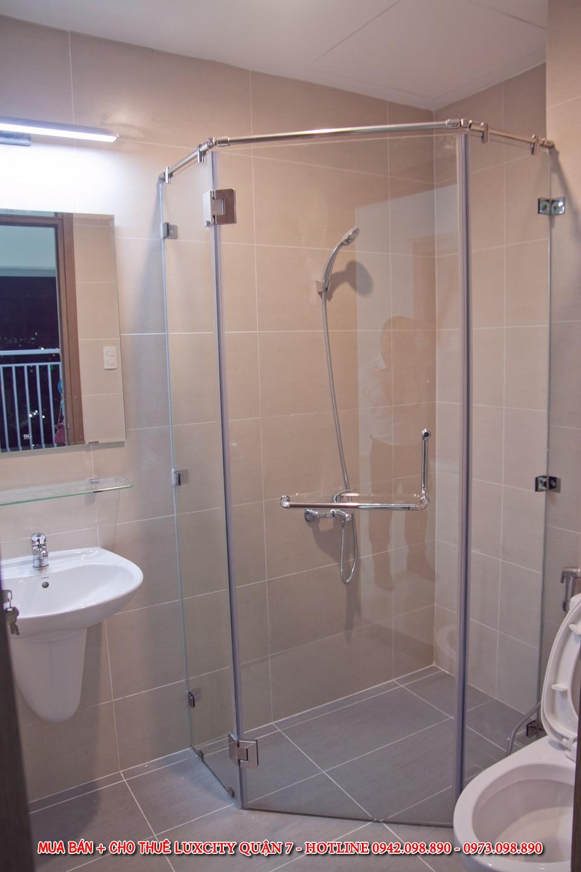 Hình ảnh thực tếcăn hộ 1 phòng ngủ dự án căn hộ chung cư Luxcity Quận 7 cho thuê - Liên hệ 0942.098.890 xem nhà
