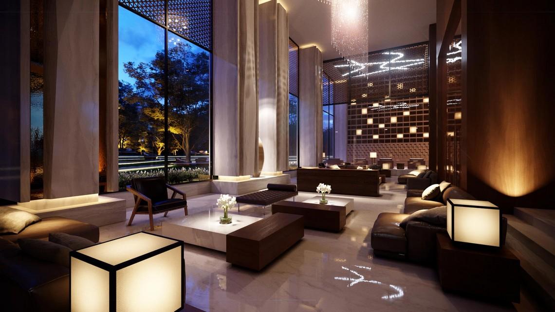 •Sảnh tiếp khách VIP (Vip Lounge): Trang bị hoàn toàn hệ thống máy chiếu hiện đại, bàn họp thuận tiện cho những buổi hội thảo, hội họp kinh doanh. Nơi bạn sống, cũng chính là nơi bạn làm việc và tiếp khách