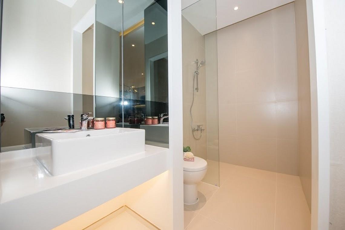 Thiết k Toilet căn hộ chung cư River City Quận 7 diện tích 55m2