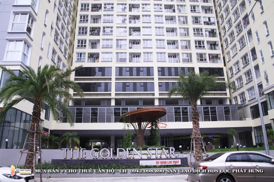 Mặt tiền dự án căn hộ chung cư cho thuê The Golden Star Quận 7 - Liên hệ SGD BĐS Lộc Phát Hưng - Hotline 0942.098.890 - 0973.098.890 hỗ trợ xem thực tế các căn hộ