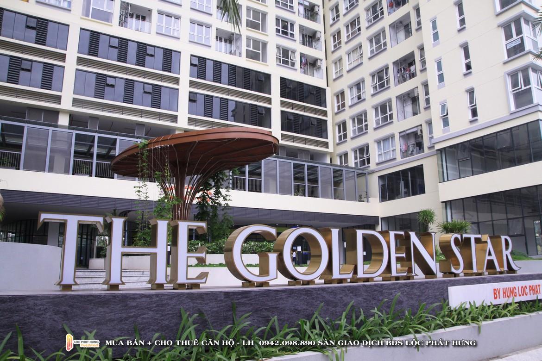 Mặt tiền dự án căn hộ chung cư The Golden Star Quận 7 - Liên hệ SGD BĐS Lộc Phát Hưng 0942.098.890 để nhận mua bán ký gửi , cho thuê căn hộ