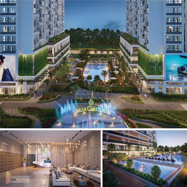 Tiện ích xung quanh dự án Lux Garden Cho Thuê