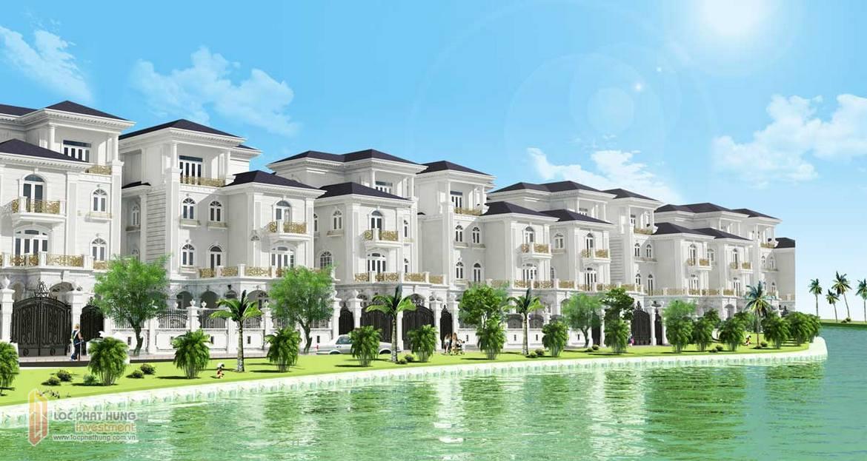 Nhà Phố GS Sài Gòn Nhà Bè
