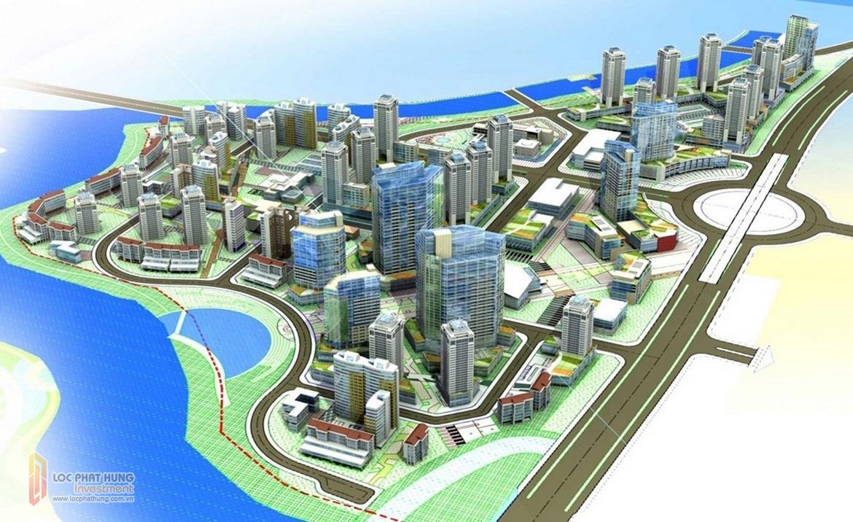 Thiết kế dự án GS Sài Gòn Nhà Bè