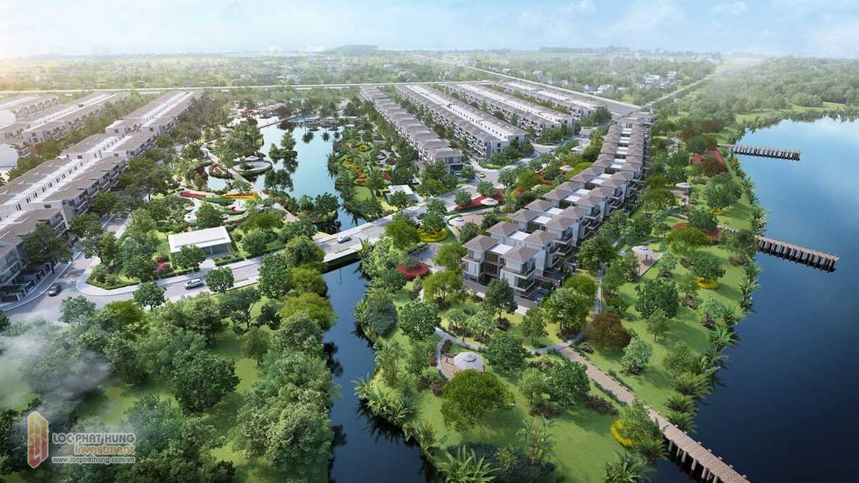 Dư án GS Sài Gòn Nhà Bè