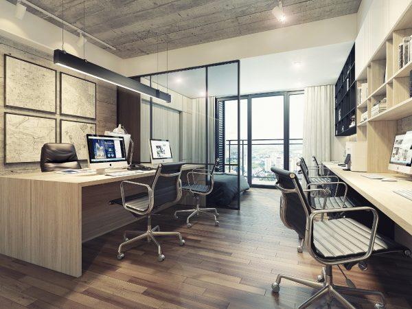 Thiết kế mẫu dự kiến căn hộ smartel Signial quận 7 đường Hoàng Quốc Việt