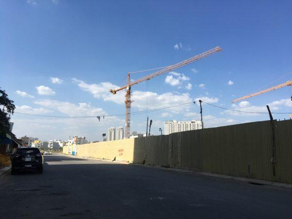 Tiến độ xây dựng dự án Raemian City quận 2 tháng 2/2019. Liên hệ hotline để được cập nhật tiến độ chi tiết: 0942.098.890 - 0973.098.890