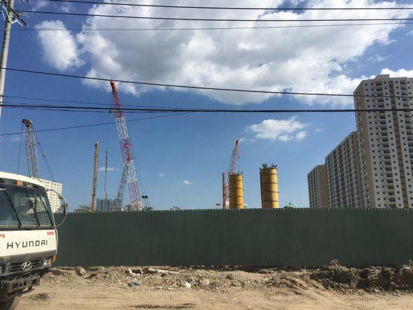 Tiến độ xây dựng dự án Raemian City quận 2 tháng 2/2019. Liên hệ SGD BĐS Lộc Phát Hưng để được cập nhật tiến độ chi tiết: 0942.098.890 - 0973.098.890