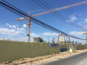 Tiến độ xây dựng căn hộ + Officetel dự án Raemian City 02/2019