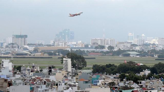 Khu vực cảng phía bắc sân bay Tân Sơn Nhất SGD BĐS An Gia Land 0901828205