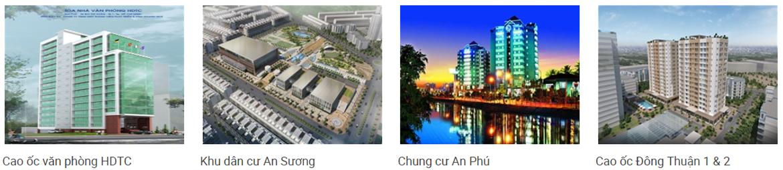 Chủ đầu tư dự án căn hộ chung cư An Sương I Park Quận 12
