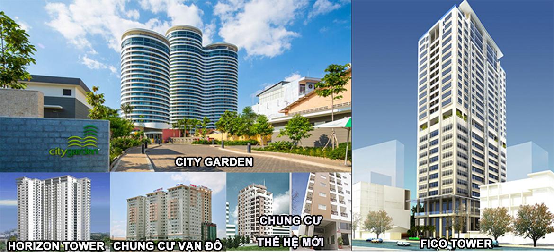 Chủ đầu tư dự án căn hộ chung cư Fico Star Quận Tân Bình Đường Phan Huy Ích chủ đầu tư Fico
