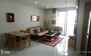 Cho thuê căn hộ An Gia Riverside Quận 7 Diện tích 79m2 3PN-2WC View Sông Sài Gòn LH 0942.098.890