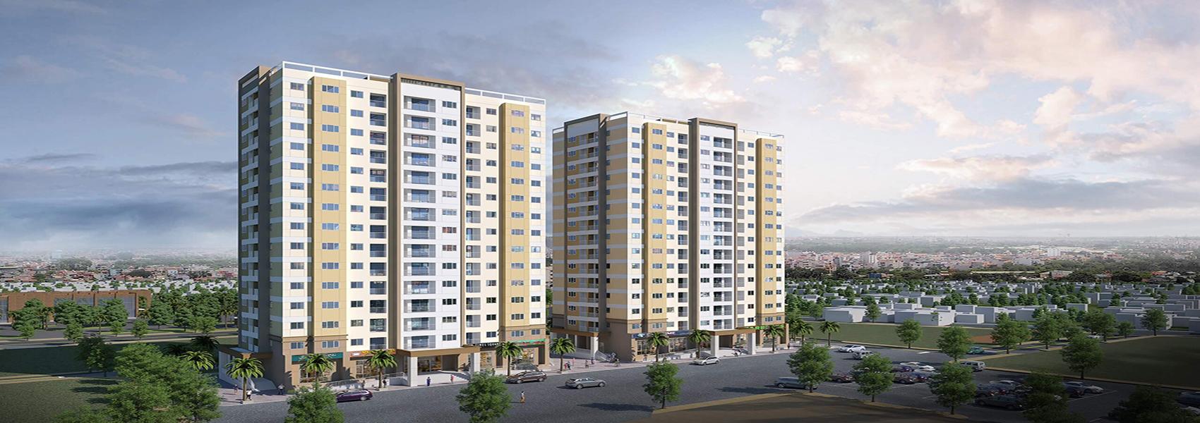 Mua bán cho thuê dự án căn hộ chung cư An Sương I Park Quận 12 chủ đầu tư HDTC;