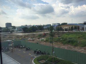 Tiến độ xây dựng dự án căn hộ chung cư Cộng Hòa Garden Block A,B,C Tháng 11/2018