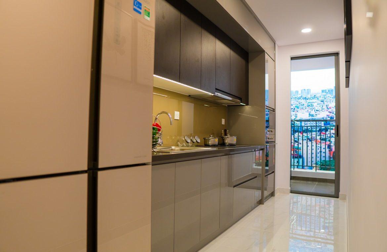 Nhà mẫu dự án căn hộ chung cư Cộng Hòa Garden Quận Tân Bình Đường Cộng Hòa chủ đầu tư Thiên Phúc Điền
