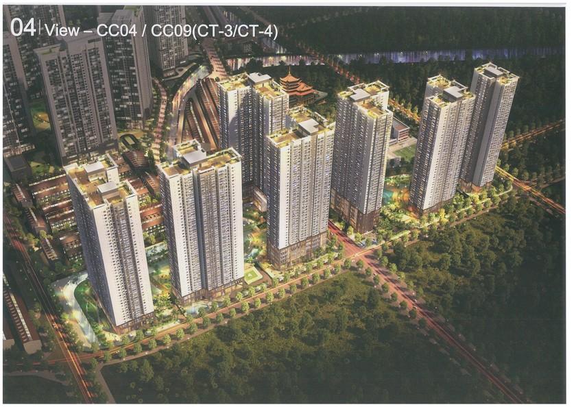 Phối cảnh tổng thể dự án Laimian City quận 2. Liên hệ: 0942.098.890 để được cung cấp thêm thông tin chi tiết