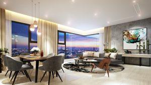 Thiết kế dự án căn hộ Aio City Bình Tân