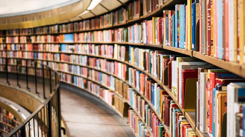 Thư viện trong nội khu căn hộ chung cư Sunshine River City Quận 7